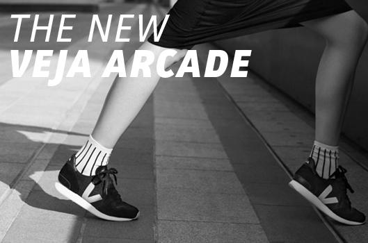 Vegan Sneakers | VEJA Arcade