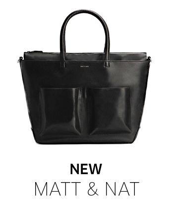 VEGAN BAGS | MATT & NAT | KINTLA KORK