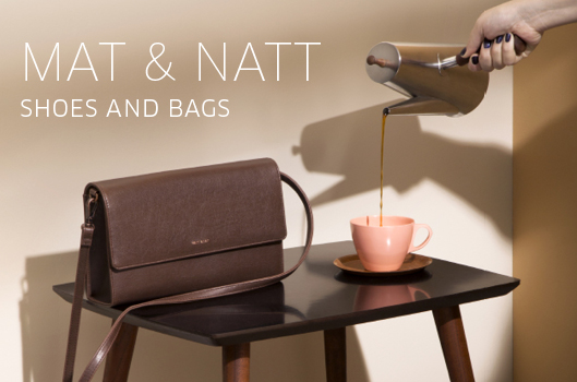 VEGAN SHOES AND BAGS by MATT & NAT