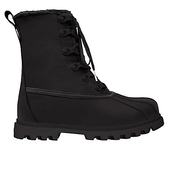 07eb2e6e2 Veganer Schnürstiefel | NATIVE SHOES Jimmy 3.0 Treklite Jiffy Black