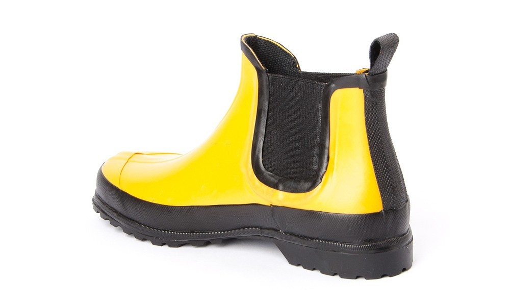 vegan rubber boot grand step shoes victoria yellow. Black Bedroom Furniture Sets. Home Design Ideas