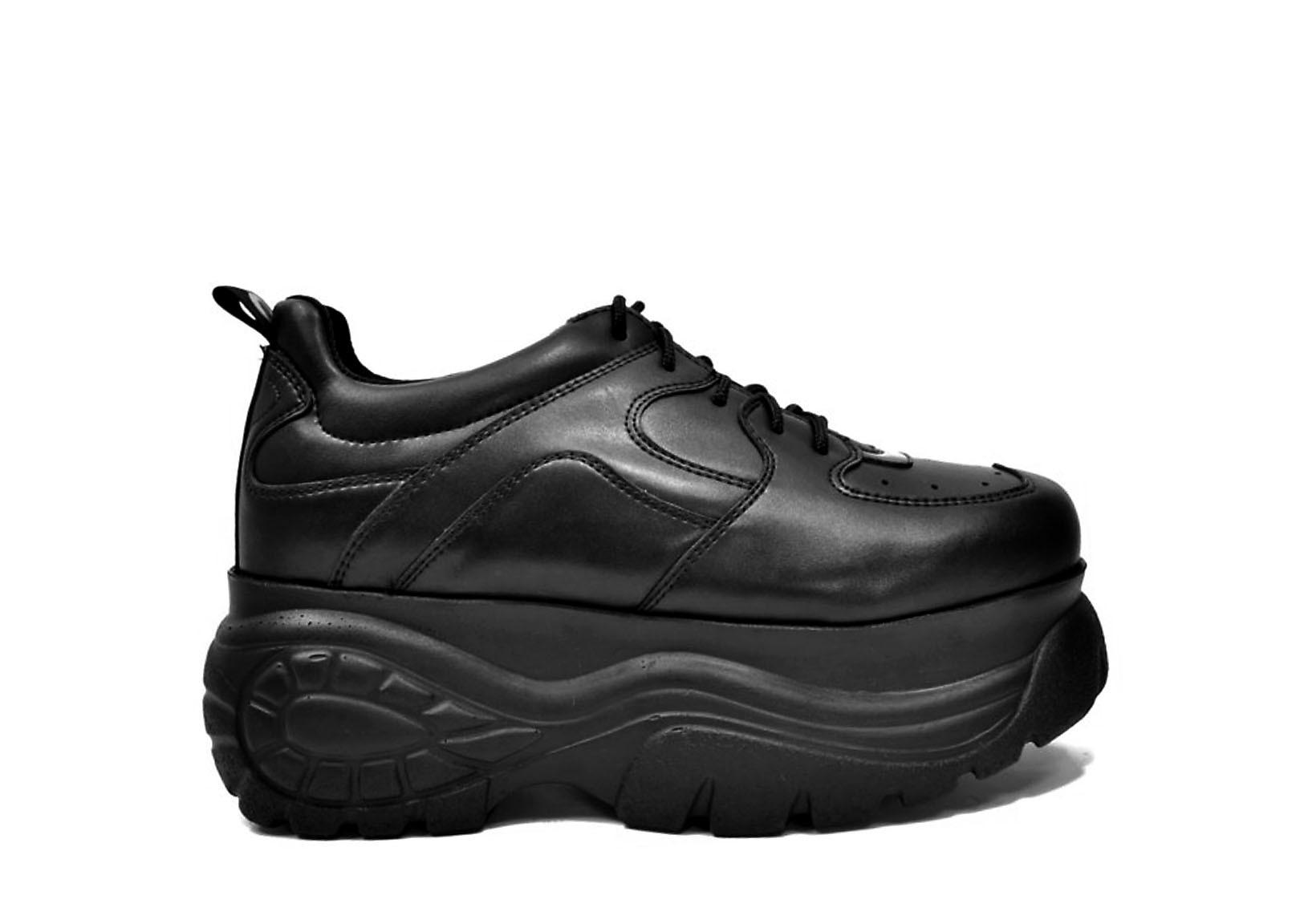 Vegan Platform Sneaker | ALTERCORE Sara