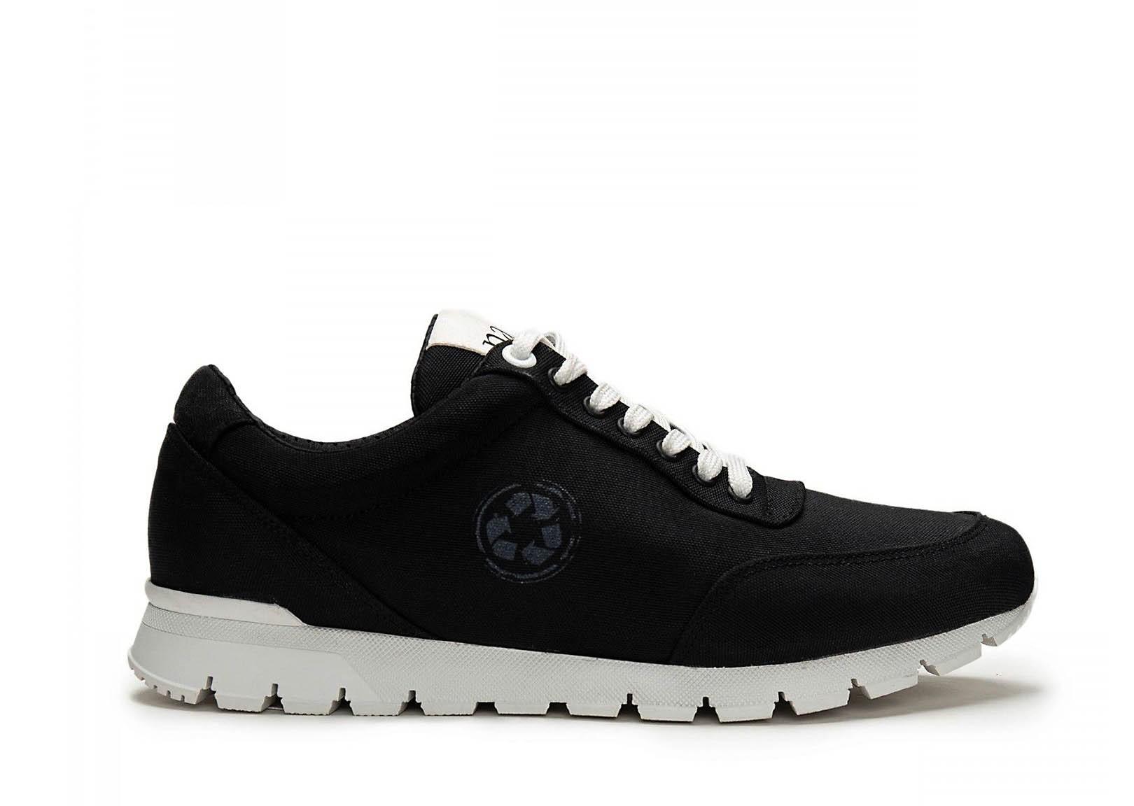 Vegan Sneaker | NAE Nilo Black | avesu