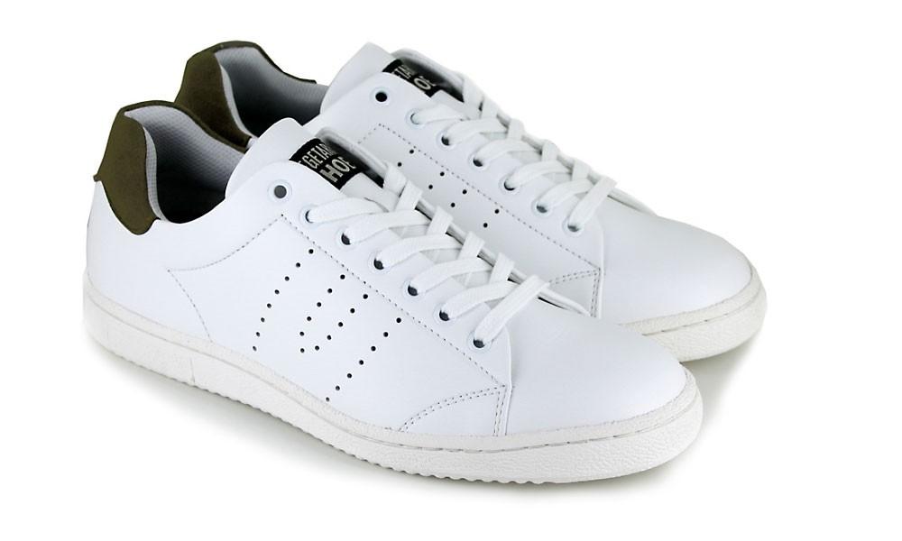 VEGETARIAN SHOES Kemp Sneaker White
