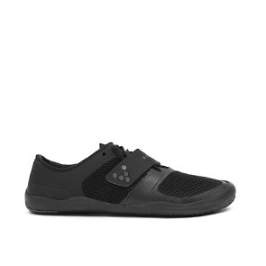 Veganer Barfußschuh | VIVOBAREFOOT Motus II Ladies All Black