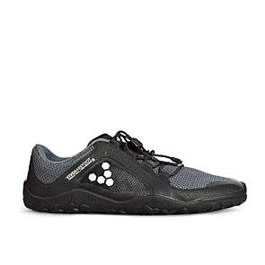 Veganer Barfußschuh | VIVOBAREFOOT Primus Trail Firm Ground Men Black/Charcoal