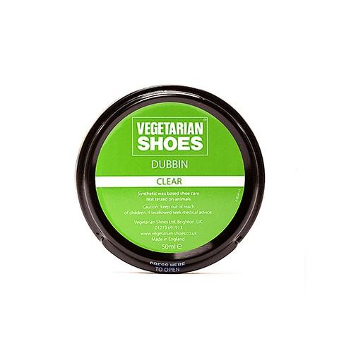 Vegane Schuhcreme | VEGETARIAN SHOES Clear Dubbin