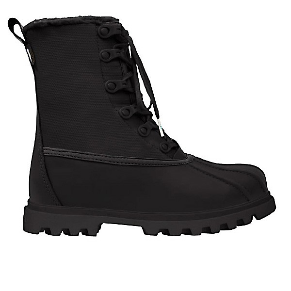 Veganer Schnürstiefel | NATIVE SHOES Jimmy 3.0 Treklite Jiffy Black