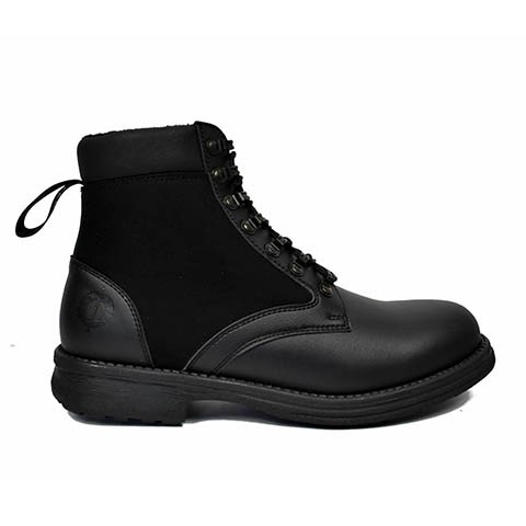 Veganer Schnürstiefel | ALTERCORE Tim Black