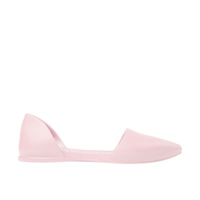 Vegane D'Orsay-Sandale | NATIVE SHOES Audrey Milk Pink