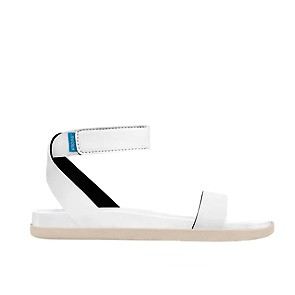 Vegane Sandale | NATIVE SHOES Juliet Shell White