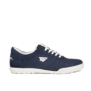 Veganer Sneaker | BE FREE Pluto Low Navy