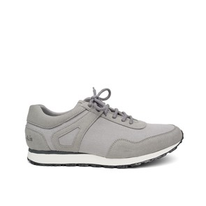 Veganer Sneaker | EKN Low Seed Runner Grey