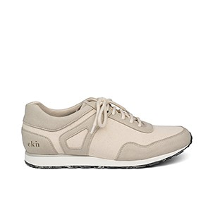 Veganer Sneaker | EKN FOOTWEAR Low Seed Runner Natural