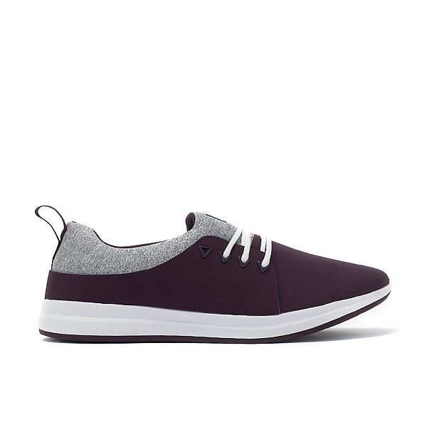 Veganer Sneaker | MUROEXE Army Prisma Grape
