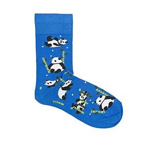 Vegane Socken | KABAK Socks Pandas Blue