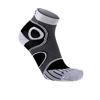 Vegane Socken | LOWA Eightsox Advanced Short Black/White