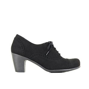 Veganer Damenschuh   VEGETARIAN SHOES Everley Shoe Black