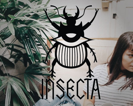New Brand! INSECTA SHOES shop online