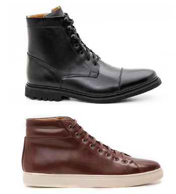 NEW COLLECTION | AHIMSA Vegan boots and sneakers | Shop online!