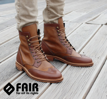 FAIR | NEW COLLECTION Shop vegan boots and shoes!