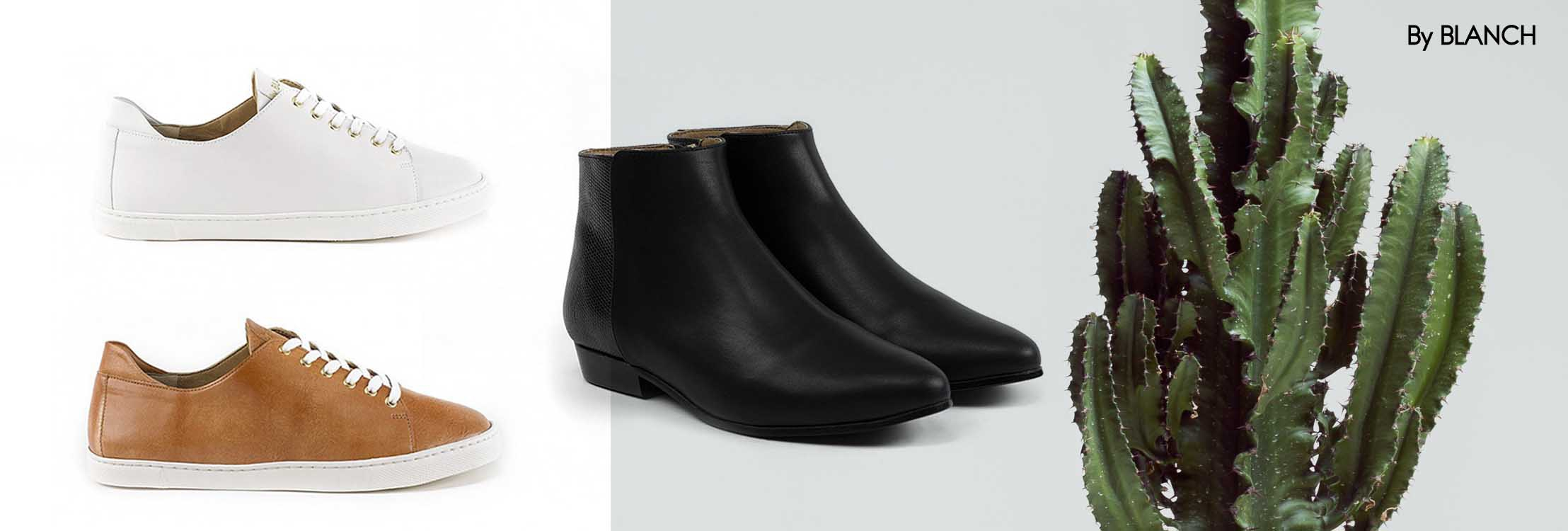 NEW COLLECTION   Vegan Shoes by BY BLANCH