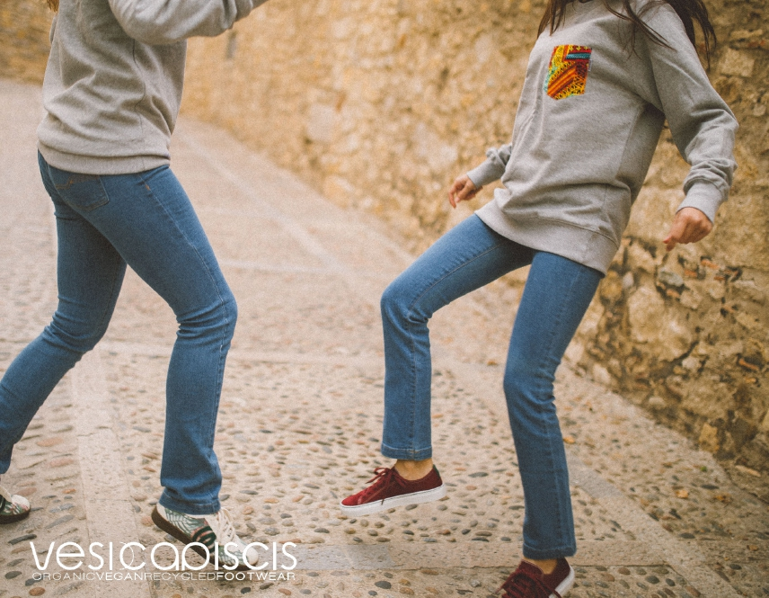NEW | Vegan Shoes by VESICA PISCIS