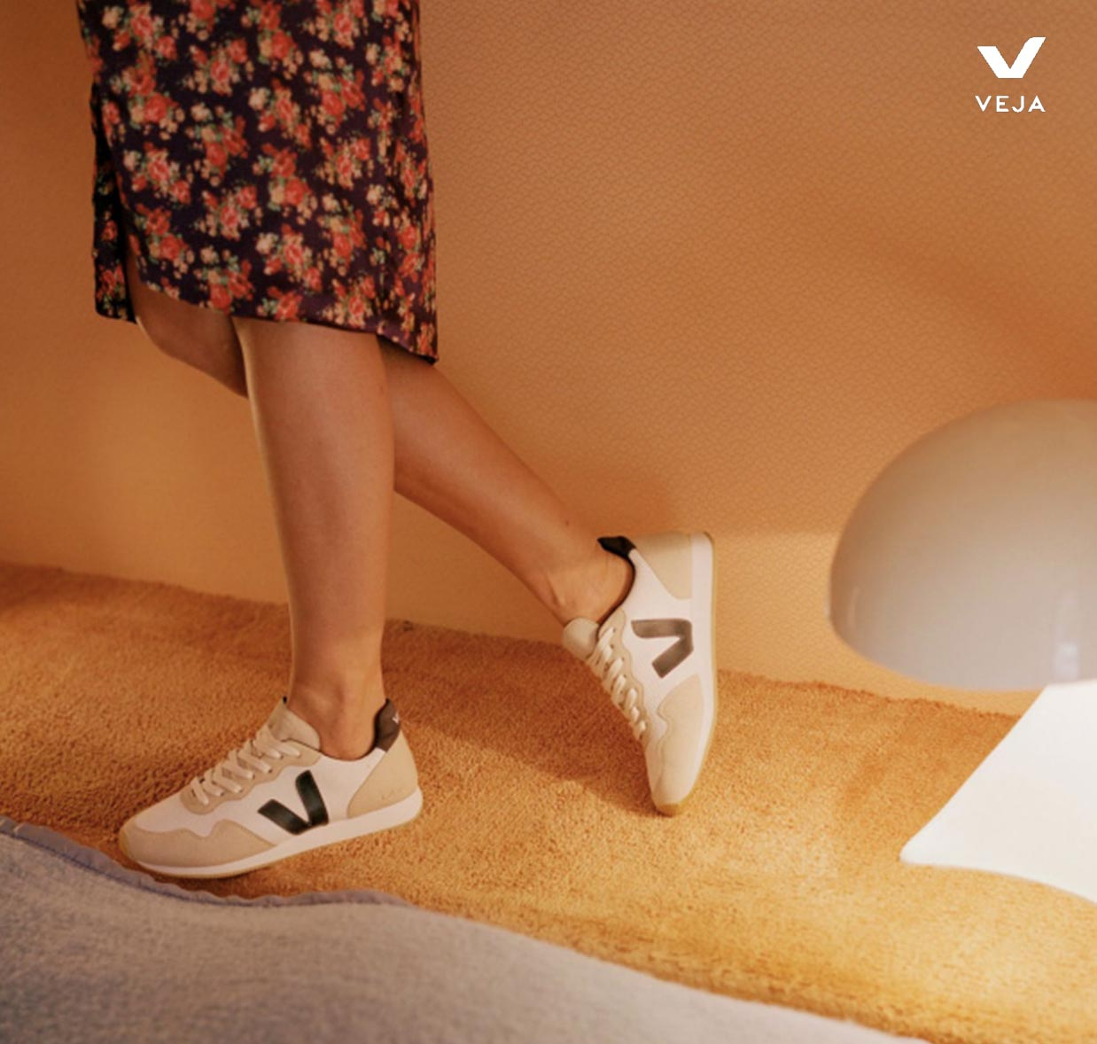 NEW! | Vegan sneakers by VEJA | Shop now!