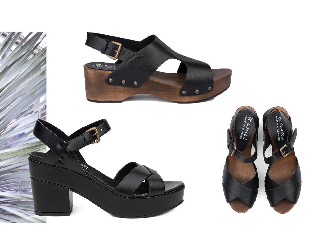 Vegan Sandals | COSÌ COSÌ | Shop online!