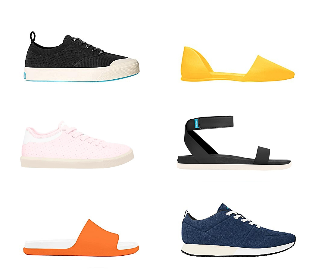 NEW COLLECTION by NATIVE SHOES | Shop vegan Sneakers online!